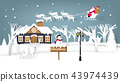 design concept of christmas and new year 43974439