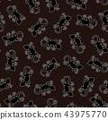 蜥蜴圖案, 43975770