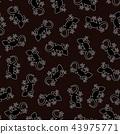 蜥蜴圖案, 43975771