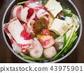 台湾 牛肉 平底锅 43975901