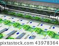 欧元 打印 纸币 43978364