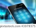 스마트폰, 핸드폰, 휴대폰 43978375