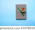 plan, agenda, coffee 43978648