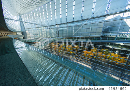 Tokyo International Forum - Stock Photo [43984662] - PIXTA