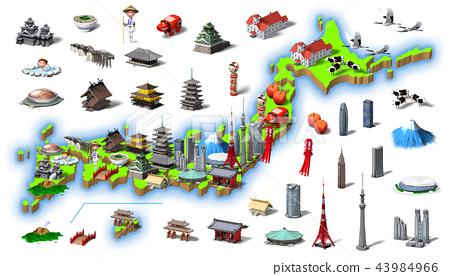 日本旅游景点2 43984966