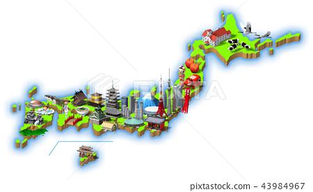 日本旅游景点1 43984967