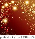 เพลงคะแนนดนตรีท้องฟ้ากลางคืนเสียงโน้ตโน้ตดนตรีเพลงหมายเหตุ 43985624