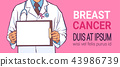 disease awareness pink 43986739