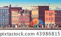 도시, 도회지, 거리 43986815
