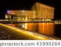 building, harbor, design 43990264