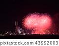 橫濱 地標大廈 煙花 43992003