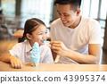 餐廳 飯店 女兒 43995374