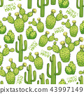 Mexican Edible Cactus or Cacti for Cinco De Mayo 43997149