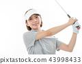 골프, 골퍼, 여성 43998433