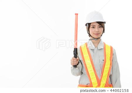 年輕女子土木工程師 44002158