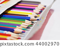 color pencil set in the box 44002970