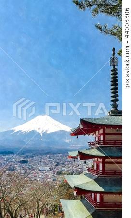 日本風景 44003306