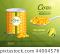 composition corn advertising 44004576