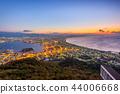 Hakodate, Hokkaido, Japan Skyline 44006668