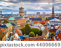 Copenhagen, Denmark Skyline 44006669