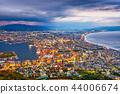 Hakodate, Hokkaido, Japan Skyline 44006674