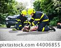 女人 女性 事故 44006855