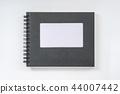 notebook, book, empty, copyspace, business 44007442