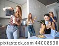 friends in the kitchen 44008938