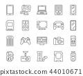 device icon line 44010671