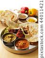 咖哩 印度坦都裡烤雞 食品 44011421