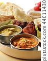 咖哩 印度坦都裡烤雞 食品 44011430