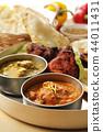 咖哩 印度坦都裡烤雞 食品 44011431