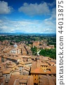 Siena rooftop view 44013875