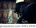 Fountain of Neptune in Florence 44013946