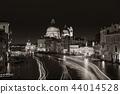 Venice Grand Canal night 44014528