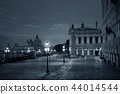 Venice St Marks square at night 44014544
