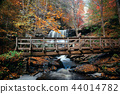 Autumn waterfalls 44014782