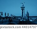 Alexandre III bridge 44014797