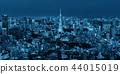 Tokyo Skyline 44015019
