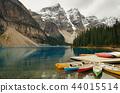 Moraine Lake boat 44015514