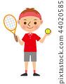 เทนนิส,ผู้ชาย,ชาย 44020585