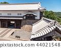 Kanazawa Castle Ishikawa gate 44021548
