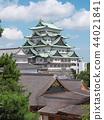 名古屋城堡和本丸宮(愛知縣)2018年8月 44021841