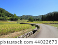 Hakuba Mura Aoki的Tanada的秋天 44022673