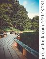 Meiji jingo garden, yoyogi park, Tokyo, Japan 44023431