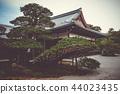 Building in Kinkaku-ji temple, Kyoto, Japan 44023435