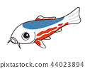 fish, fishes, colored 44023894
