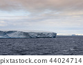 Tabular Icebergs floating in Bransfield Strait  44024714