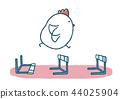 สัตว์ปีกในครัวเรือน,กระโดดข้ามรั้ว,กีฬาลู่และสนาม 44025904
