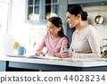 daughter, mother, kid 44028234